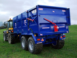 Tipping Trailers By Philip Watkins